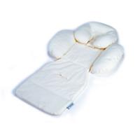 Вкладыш для новорожденного Bumbleride Infant Insert, белый