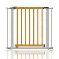 Ворота безопасности Clippasafe, цвет: серебристый