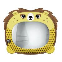 """Зеркало для контроля за ребенком Benbat """"Лев"""", желтый"""