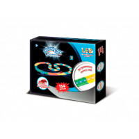 1 Toy Гибкий трек LED со светодиодными лампами (154 детали)