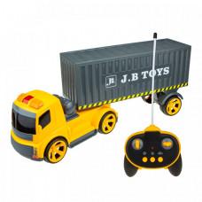 1 Toy Горстрой Машина контейнеровоз на радиоуправлении