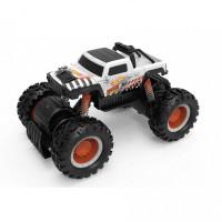 1 Toy Hot Wheels монстр-трак фрикционный с амортизаторами и световыми эффектами 1:16