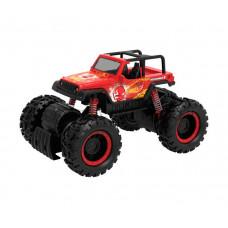 1 Toy Hot Wheels монстр-трак фрикционный с амортизаторами и световыми эффектами Т14094 1:16