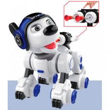 1 Toy Интерактивный радиоуправляемый щенок-робот Дружок