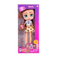 1 Toy Кукла Boxy Girls Stevie с аксессуаром 20 см