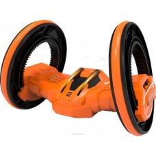 1 Toy Машина-перевёртыш двухколёсная Драйв Трюковая на р/у