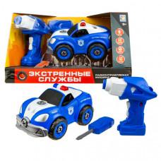 1 Toy Машинка Экстренные службы патрульная машина на радиоуправлении
