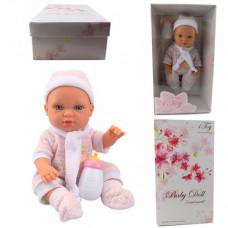 1 Toy Пупсик функциональный Baby Doll Т14116 33 см