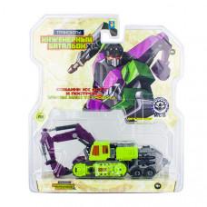 1 Toy Робот Трансботы Инженерный батальон XL: Мега Эксдиггер