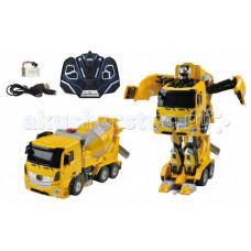 1 Toy Робот-трансформер Бетономешалка на р/у