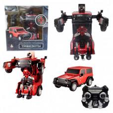 1 Toy Робот-трансформер Джип Т10860 на р/у