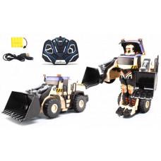 1 Toy Робот-трансформер Экскаватор на р/у