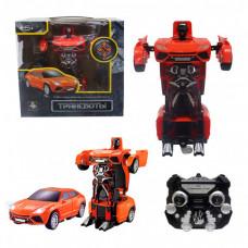 1 Toy Робот-трансформер Легковой автомобиль на р/у