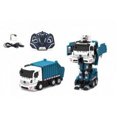 1 Toy Робот-трансформер Мусоровоз на р/у