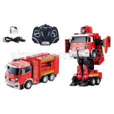 1 Toy Робот-трансформер Пожарная машина на р/у