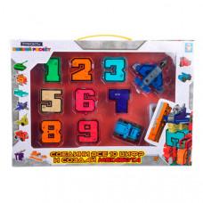 1 Toy Трансботы Боевой расчет 10 цифр