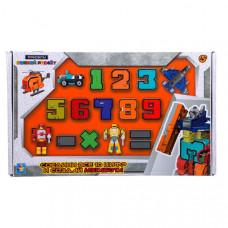 1 Toy Трансботы Боевой расчет (10 цифр, 5 знаков)