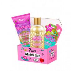 7Days Подарочный набор солнцезащитных средств по уходу за кожей лица и тела minimi box №107