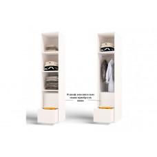 ABC-King Блок с 2-мя ящиками для 2-х дверного шкафа Swarovski Фея