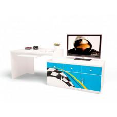 ABC-King Стол модульный Г и Тумба 400+800 La-man (левый)