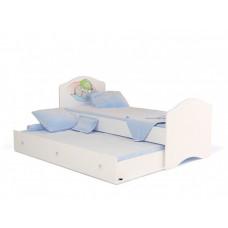 ABC-King Выкатной ящик Bears под кровать классику 150х90 см или диван 160x90 см