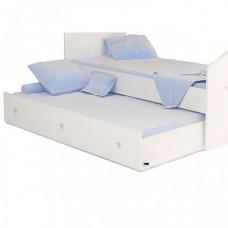 ABC-King Выкатной ящик Фея под кровать классику 150х90 см или диван 160x90 см