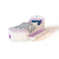 ABC-King Выкатной ящик Pirates под кровать классику 150х90 см или диван 160x90 см