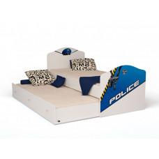 ABC-King Выкатной ящик Police под кровать классику 150х90 см или диван 160x90 см