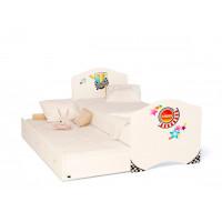 ABC-King Выкатной ящик Sport под кровать классику 150х90 см или диван 160x90 см