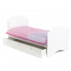 ABC-King Выкатной ящик Swarovski Princess под кровать классику 180х90 см или диван 190x90 см