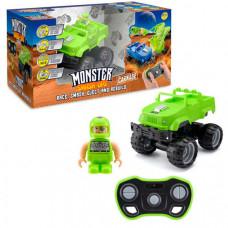 ABtoys Cyborg Машинка разбивающийся внедорожник Monster Smash Ups на р/у