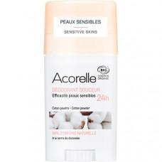 Acorelle Дезодорант-стик Семена Хлопка