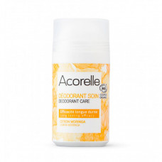 Acorelle Шариковый дезодорант Лимон и Моринга