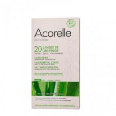 Acorelle Восковые полоски для депиляции тела x 20