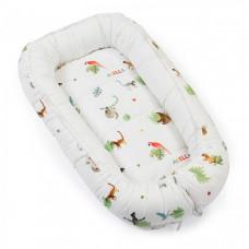 Akella Подушка-гнездышко для новорожденных Джунгли