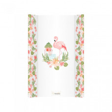 Alberomio Пеленальная доска Фламинго 70х47 см