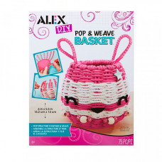 Alex Набор для плетения корзинки