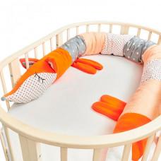 Alis Подушка для беременных Лиса