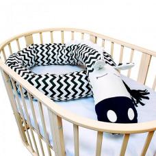 Alis Подушка для беременных Зебра