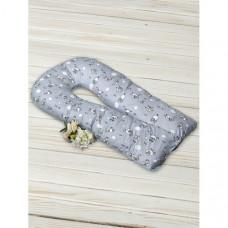 AmaroBaby Exclusive Soft Подушка для беременных 101 Барашек 340х35 см