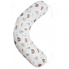 AmaroBaby Подушка для беременных Индейцы 170х25 см
