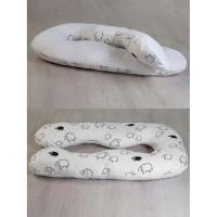 AmaroBaby Подушка для беременных Овечки 340х72 см
