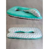 AmaroBaby Подушка для беременных Зайчик 340х72 см