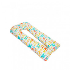 AmaroBaby Подушка для беременных Жирафики U-образная 340х35 см