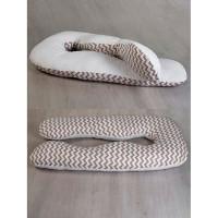 AmaroBaby Подушка для беременных Зигзаг 340х72 см