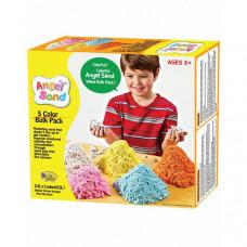 Angel Sand Набор песка для игры и творчества 5-Color Pack на русском языке