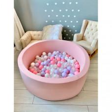 Anlipool Сухой бассейн с комплектом шаров №1 Panna cotta