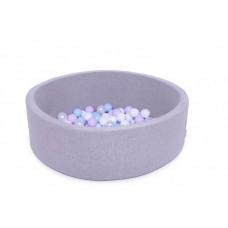 Anlipool Сухой бассейн с комплектом шаров №55 Mountain lavender
