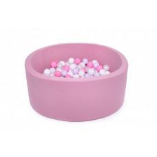 Anlipool Сухой бассейн с комплектом шаров №7 Powdery tenderness