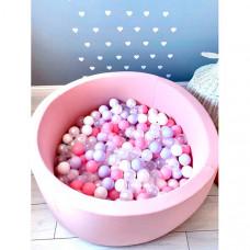 Anlipool Сухой бассейн с комплектом шаров Powder 70 см